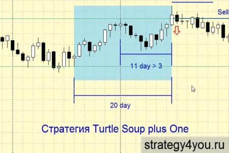 Видеоурок 'Cтратегия Л. Рашке 'Turtle Soup plus One''